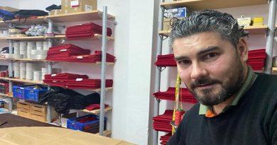 Paco Méndez, el sastre de toreros extremeño que se reinventa