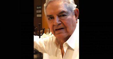 Falleció el empresario taurino Don Paco Calderón