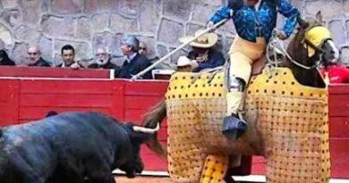 Ha fallecido el picador de toros mexicano Rodolfo Acosta