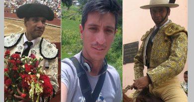 En el Perú: Valiente determinación de tres profesionales del toro…
