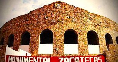 Sí habrá festejos en la Monumental de Zacatecas