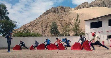 Escuela Paco Céspedes dará festejo el domingo en Chiclayo (Perú)