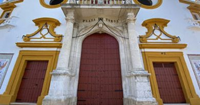 Suspendida la Feria de Sevilla