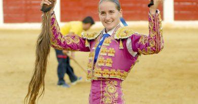 """La entrevista de Antonio Lorca… Rocío Romero, torero por vocación: """"Siento que el toro me ha elegido a mí"""""""