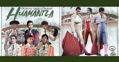 Interesantes carteles el 22 y 23 de Mayo en La Taurina de Huamantla