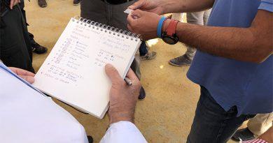 Orden de lidia de los toros de Garcigrande para Alicante