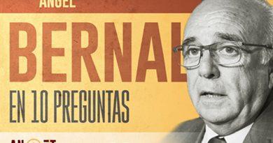Empresarios en 10 preguntas: Ángel Bernal