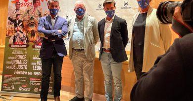Tauroemoción presentó los carteles de la feria taurina de Soria
