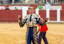 En Valladolid… Manzanares corta un total de tres orejas