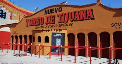 Anuncian la inauguración del Nuevo Toreo de Tijuana con dos carteles