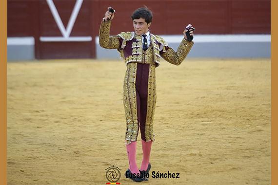En Villaseca de la Sagra… Marcos Linares se lleva la tarde