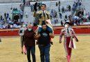 En Granada… Pablo Aguado sale a hombros y Morante corta una oreja (Con fotos)