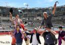 En Arles… Por la puerta Grande Raquel Martín que sorprende a la afición francesa