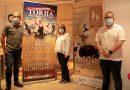 La empresa Écija Valladar ha presentado los carteles de la Feria de San Cristóbal de Torija (Guadalajara)