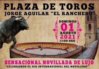 Entre y conozca los novillos de la ganadería De Haro para Tlaxcala