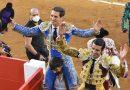 En Santander… Gran tarde de Emilio de Justo y Gines Marín, que observaron a un Finito Desconcertado