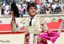 En Nîmes… Roca Rey y El Rafi tocan pelo en una deslucida corrida de Victoriano del Rio