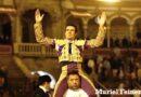 """<strong>La entrevista de Antonio Lorca… Emilio de Justo, torero triunfador en Sevilla y Madrid: """"<i>Quiero estar con los mejores</i>""""</strong>"""